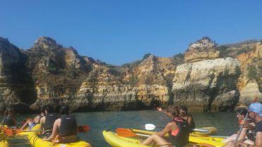 Kayaking in Lagos